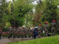 Церемония по повод Деня на храбростта и празник на Българската армия се състоя в Плевен