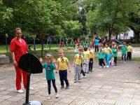 """Със спортен празник завърши учебната година в ДГ """"Звънче"""" – Плевен"""