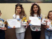 """Ученици от НУ """"Христо Ботев"""" – Плевен с високи резултати от състезание по английски език"""