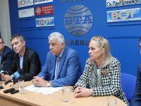 """""""БСП за България"""" представи листата си с кандидати за народни представители за 15-ти МИР – Плевен"""