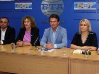 """От Коалиция """"Демократична България – Обединение"""" представиха част от приоритетите в предизборната си програма"""