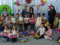 Приятна изненада за децата в град Левски
