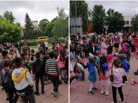 Парти с много игри и забавления зарадва децата в село Ореховица