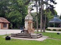Основно почистен ще бъде паметникът на Свободата в Градската градина