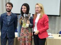 Патрицие Найманова със злато от турнир под патронажа на гросмайстор Антоанета Стефанова