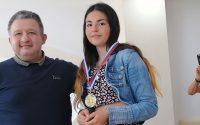 Патрицие Найманова със злато от международен шахматен турнир
