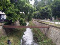 Напредва почистването на речните корита в Плевен