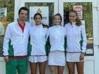Йоана Константинова и Роси Денчева с нови успехи в отбора на България за девойки