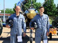 Успешно завърши летателният стаж на курсантите – летци от Випуск 2021 на ВВВУ