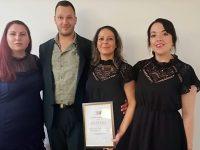 ЦОП – Гулянци с национално отличие за втори пореден път тази година