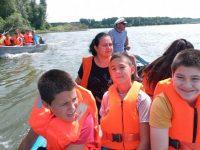 """Вълнуващо приключение по река Дунав за учениците от СУ """"Христо Смирненски"""" – Гулянци"""