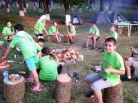 Малки приключенци придобиха нови умения на лагер в Кнежа