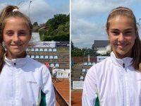 Роси Денчева и Йоана Константинова са на 1/8-финал по двойки на Европейското лично първенство