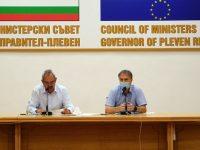 Областният кризисен щаб за борба с COVID-19 проведе днес заседание