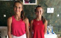 Йоана Константинова и Росица Денчева са полуфиналистки на Европейското лично първенство
