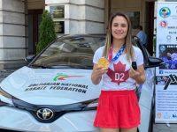 Ивет Горанова и Ангел Ленков получиха лек автомобил