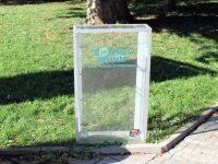 """Община Плевен се включва в проекта """"Добрият пример"""", кутия за угарки е монтирана в Градската градина"""