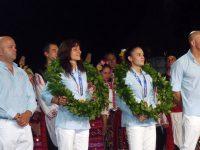 Ивет Горанова, Стойка Кръстева и техните треньори стават почетни граждани на Плевен