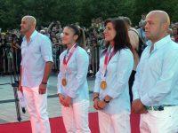 Предлагат златните Ивет Горанова и Стойка Кръстева и треньорите им за почетни граждани на Плевен