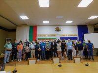 Областният управител посрещна делегати и членове на неправителствени организации от 17 държави