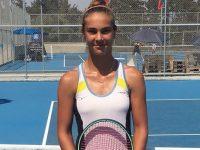 Йоана Константинова е на полуфинал на сингъл и по двойки на турнир в Кипър
