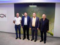 Ректорът на МУ-Плевен посрещна Почетния консул на Кралство Йордания и делегация от официални лица