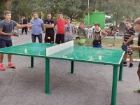 Турнир по тенис на маса се проведе в Долни Дъбник
