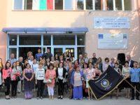 Кметът Георг Спартански приветства учители и ученици в Езикова гимназия – Плевен