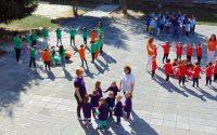 "Над 140 малчугани от ДГ ""Щастливо детство"" и филиала й в Плевен се включиха в европейска инициатива"
