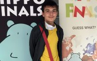 Ученик от Левски е финалист на международна олимпиада по английски език