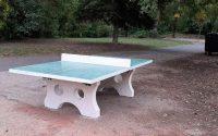 """Две нови маси за тенис дават допълнителна възможност на плевенчани за спорт на открито в парк """"Кайлъка"""""""