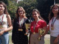"""Девойките на ШК """"Спартак Плевен XXI""""са шампиони на България във всички дисциплини"""