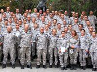"""Във ВВУБ – Долна Митрополия завърши обучението на специализантите от курса """"Войник – първи етап"""""""