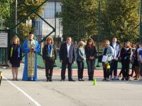 """Днес СУ """"Крум Попов"""" в град Левски тържествено чества своя патронен празник"""