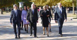 Проф. Герджиков в Плевен: Заедно обединени ще бъдем по-силни