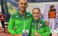 Ивет Горанова спечели злато на международен турнир в Хърватия