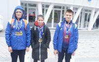 Плевенски плувци с медали от международен турнир